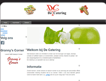 Tablet Preview of decatering.nl